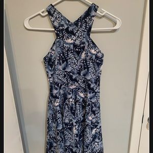 Abercrombie Kids Blue Dress